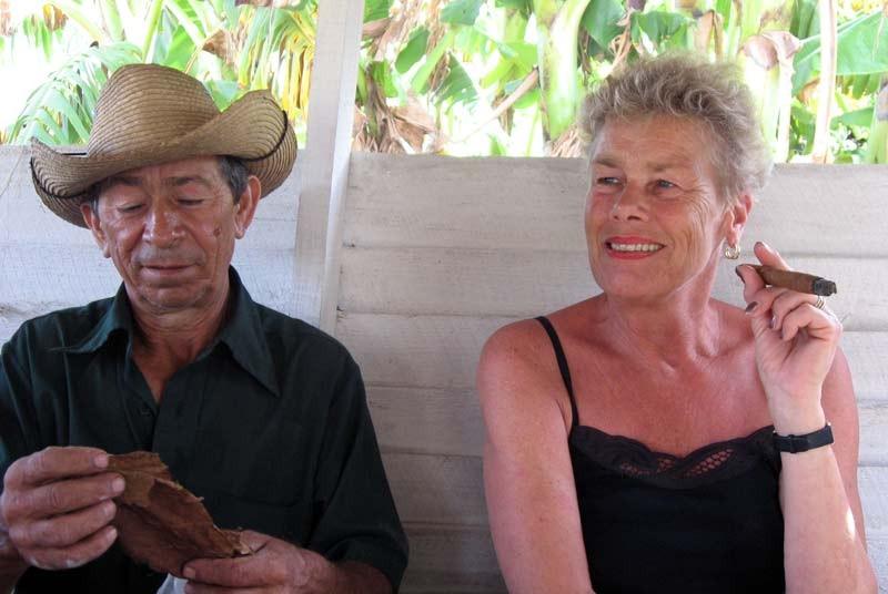 Sigaar Cuba reizen
