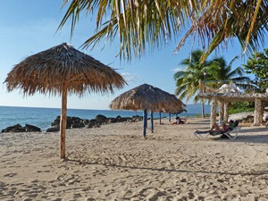 Twee weken Cuba strand