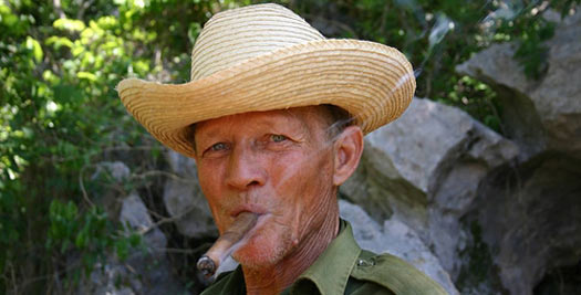 Sigaar Cuba reis