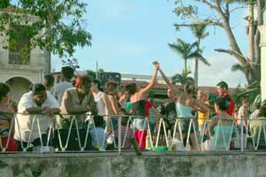 Fiesta in Vinales - Cuba reis