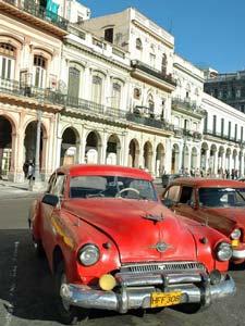 Cadillac - Havana reis