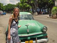 Havana reiziger Cuba