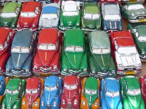 Havana souvenir auto