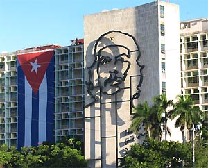 Ministeria in Havana