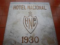 Hotel Nacional de Cuba plakaat