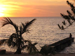 Sunset, einde Cuba reis
