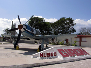 Museum varkensbaai Playa Larga