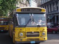 Nederlandse bus, Cuba