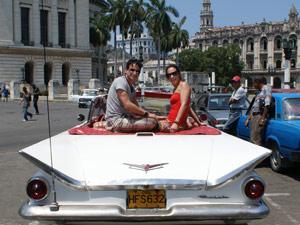 Flydrive Cuba - oldtimer Havana