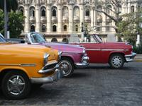 Oldtimers Cuba