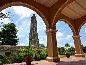 Vertrek na Santa Clara en Trinidad