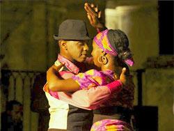 Cuba dansen