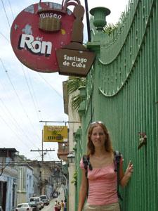 Rum museum - Santiago de Cuba