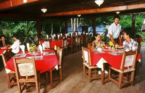 Restaurant hotel Sierra Maestra