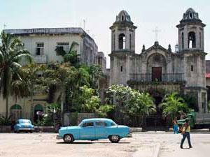 Voorbereiding Cuba reis