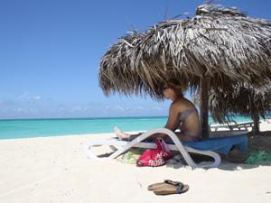 Strand Cayo Santa Maria