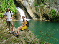 Topes de Collantes, wandeling