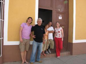 Casa en familie in Trinidad