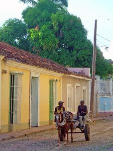 Rijden van Santa Clara naar Trinidad