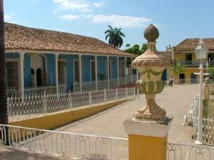 Plaza Major Trinidad - Cuba reis
