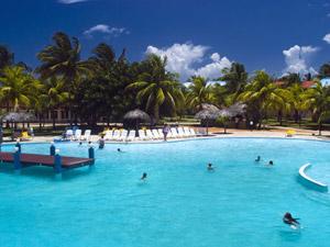 reisblog zwembad Varadero