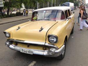 het wagenpark van cuba 1