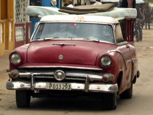 het wagenpark van cuba 10