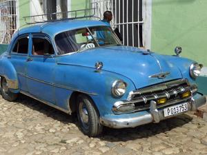 het wagenpark van cuba 12