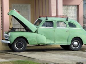 het wagenpark van cuba 13