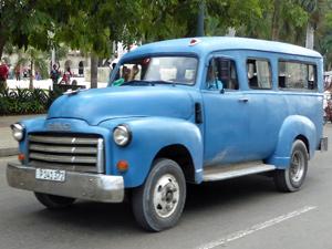 het wagenpark van cuba 2