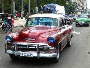 het wagenpark van cuba 4