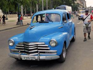 het wagenpark van cuba 7