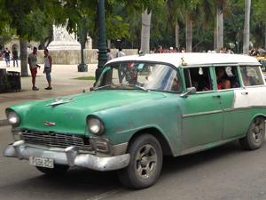 het wagenpark van cuba 8