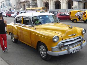 het wagenpark van cuba 9