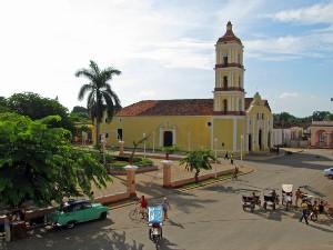 Remedios-kerk-Cuba