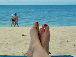 Strand-cuba-liggen