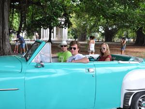 Havana-reis-gezin