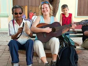 Trinidad-gitaar