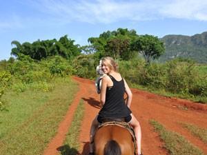 Vinales-paardrijden-gezinsreis