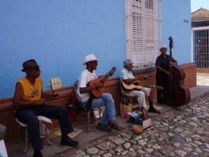 Muziek op straat - reizigersblog