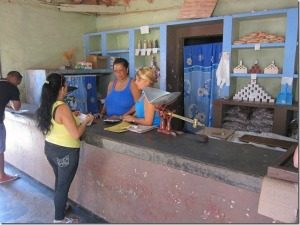 Cuba staatswinkel