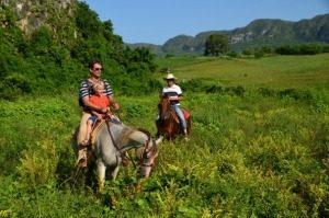 paardrijden-vinales-met-kinderen