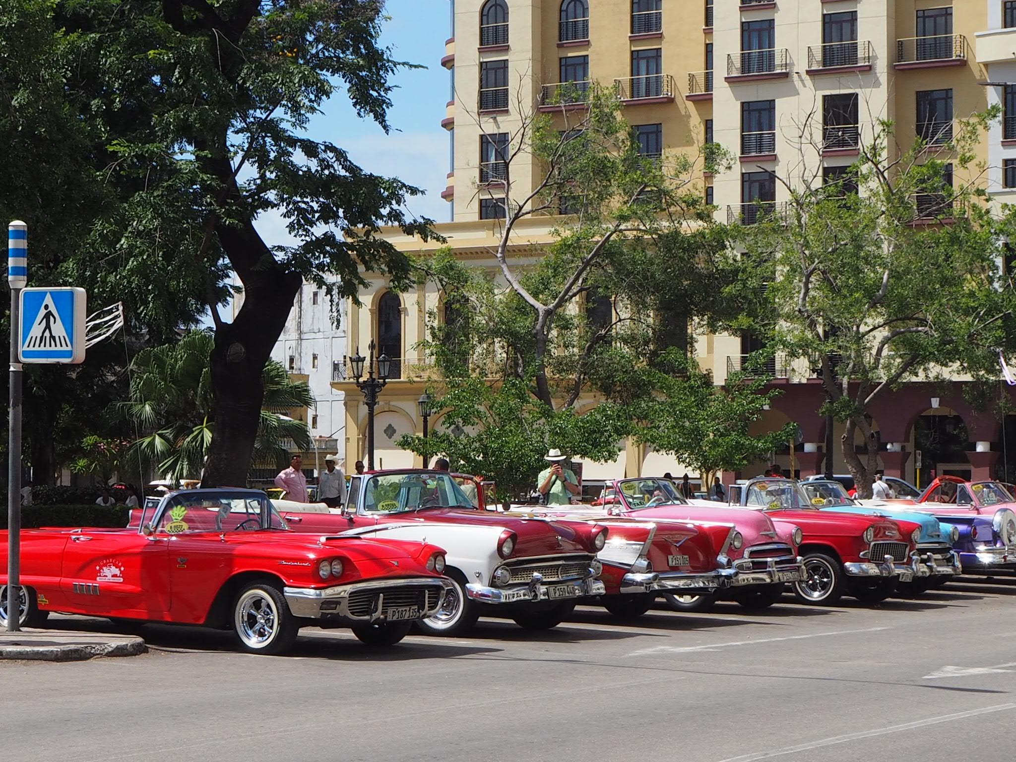 Oldtimer Cuba Cultuur