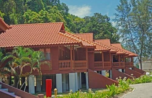 robinson bungalows maleisie