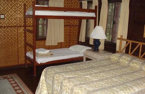 bungalow kamer taman negara maleisie