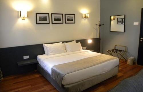 comfort hotel kamer maleisie