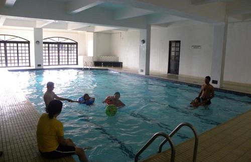 comfort hotel zwembad maleisie