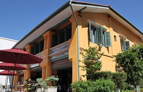 hotel penang maleisie buitenkant