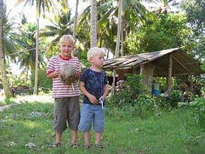 gezinsreis oostkust Maleisië met kinderen