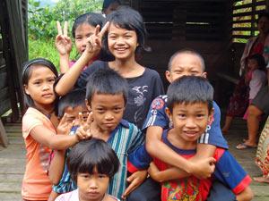 Individuele reis Maleisië met kinderen